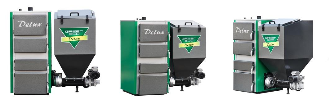 Automatické kotle na tuhá paliva
