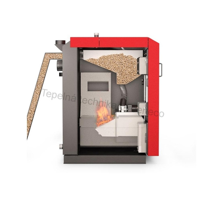 Attack Wood and Pellet 12,5 – 25kW - Dotace 2020